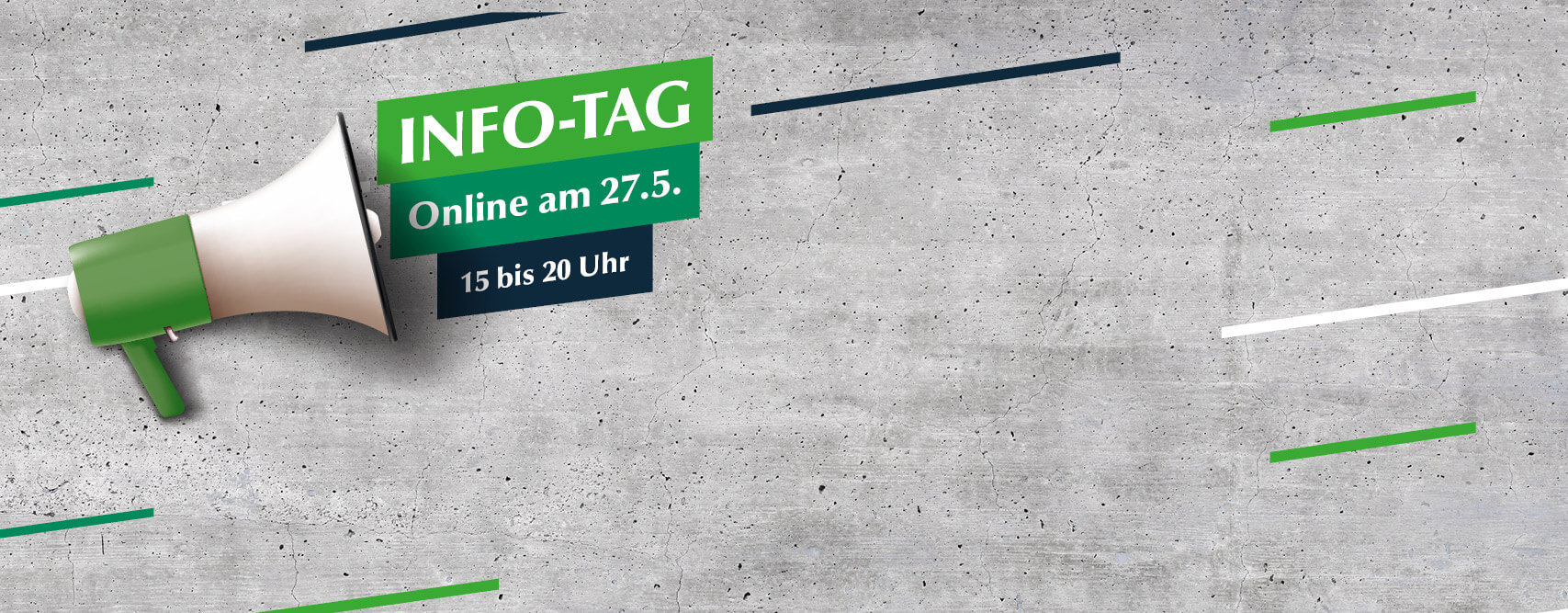 INFO-TAG online am 27.5.